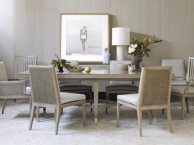 Merveilleux Barbara Barry Dining Set For Baker Furniture