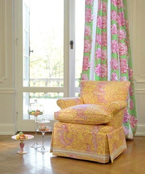 French Made Fabrics With Roots In St Louis Design History