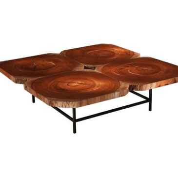 A QUICK STUDY: Live-Edge Furniture