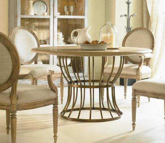 Round Dining Table By Century Furniture
