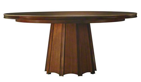 Round Dining Table By Baker Furniture