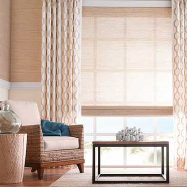 A QUICK STUDY: Natural Window Shades