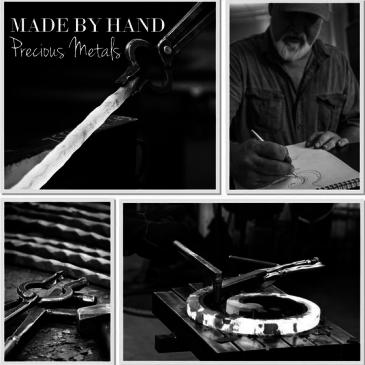 Handcrafted: Precious Metals