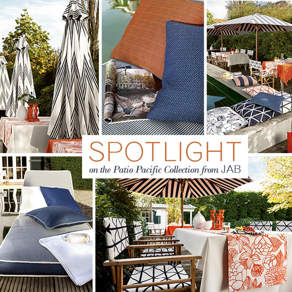 JAB Patio Pacific Outdoor Collection