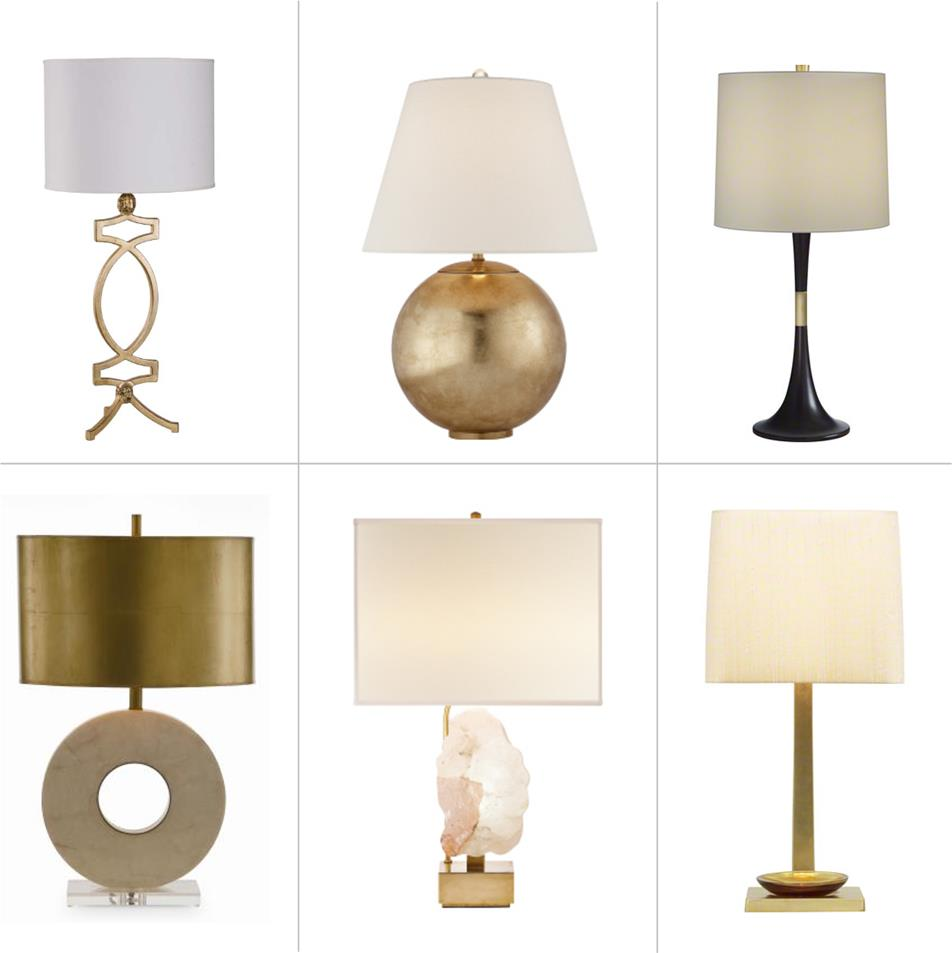 SPOTLIGHT: Designer Table Lamps - KDRShowrooms.com