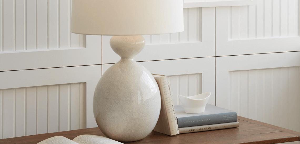 SPOTLIGHT: Designer Table Lamps