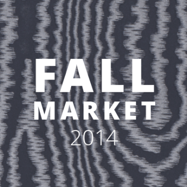 Fall Market 2014 Winners