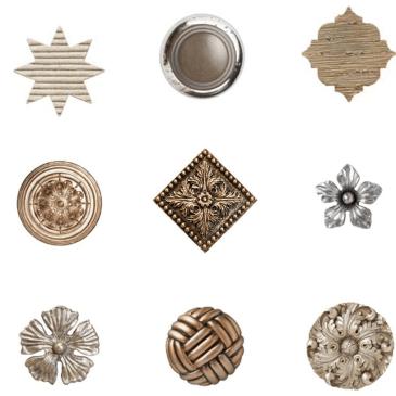 Decorative Drapery Hardware & Trimmings
