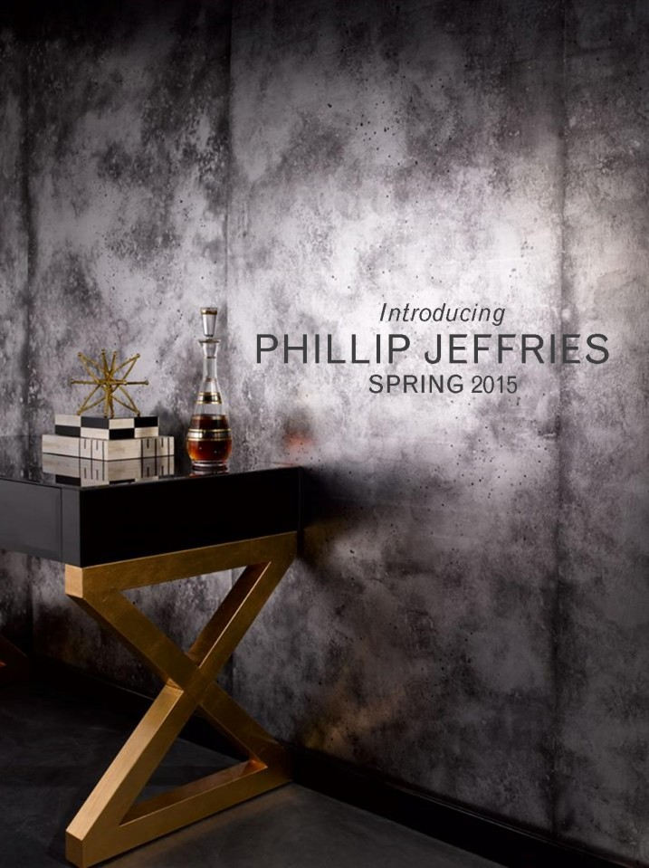 Phillip Jeffries Spring 2015 Collections Kdrshowrooms Com
