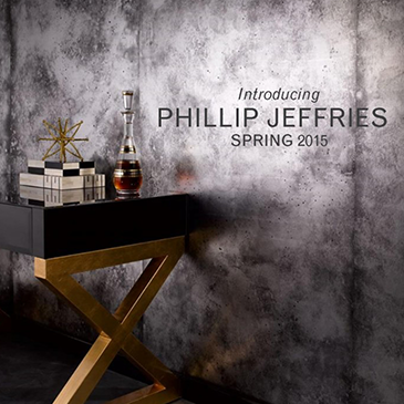 Phillip Jeffries Spring 2015 Collections
