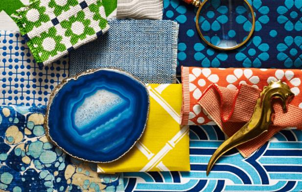 Jonathan Adler Fabric Collection for Kravet