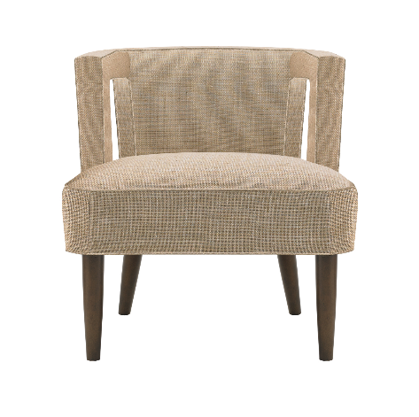 Carrie Slipper Chair by Marks and Frantz for EFLM