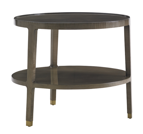 Franklin End Table by Kate Eastridge for EFLM
