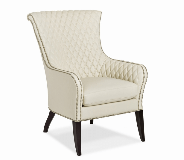 Evie Quilted Hancock & Moore Chair