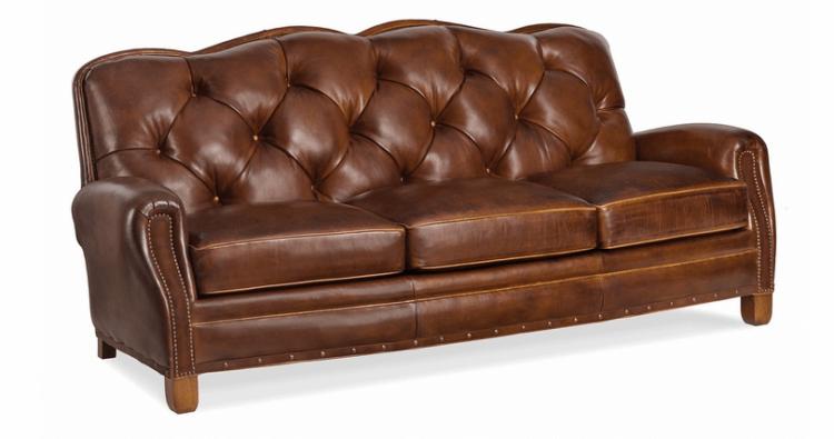 Hancock & Moore Utopia Tufted Sofa