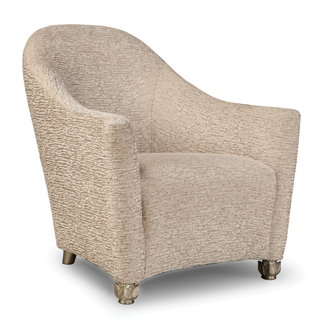 Palais Club Chair by Phillip Jeffries for EFLM