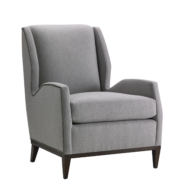 Rock Hill Wing Chair by Kate Eastridge for EFLM