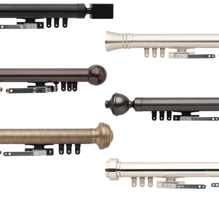 Select Metals Traverse Rods