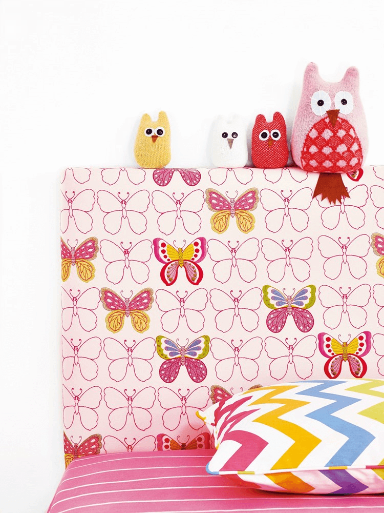 Jane Churhill Get Happy Fabrics and Wallcoverings