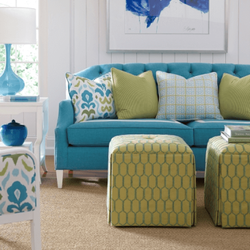 Taylor King Handcrafted Upholstery