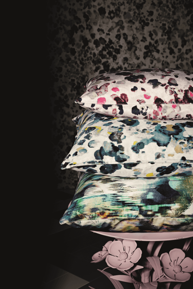 Kansai Fabrics from Romo Black Edition