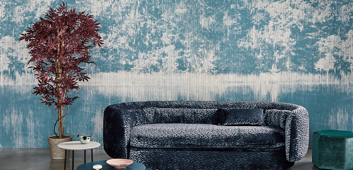 Digital Technology Meets Textiles & Wallcoverings