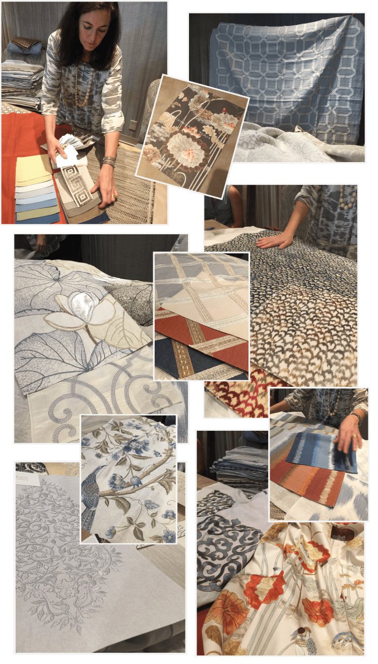 Cowtan and Tout Fall Fabric and Wallcovering Presentation