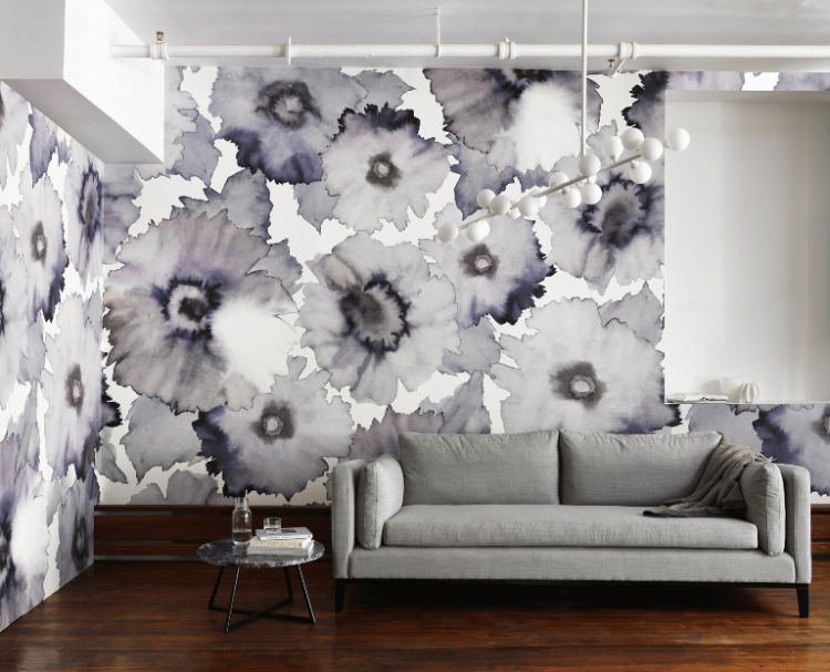 Bloom Wallcoverings from Phillip Jeffries