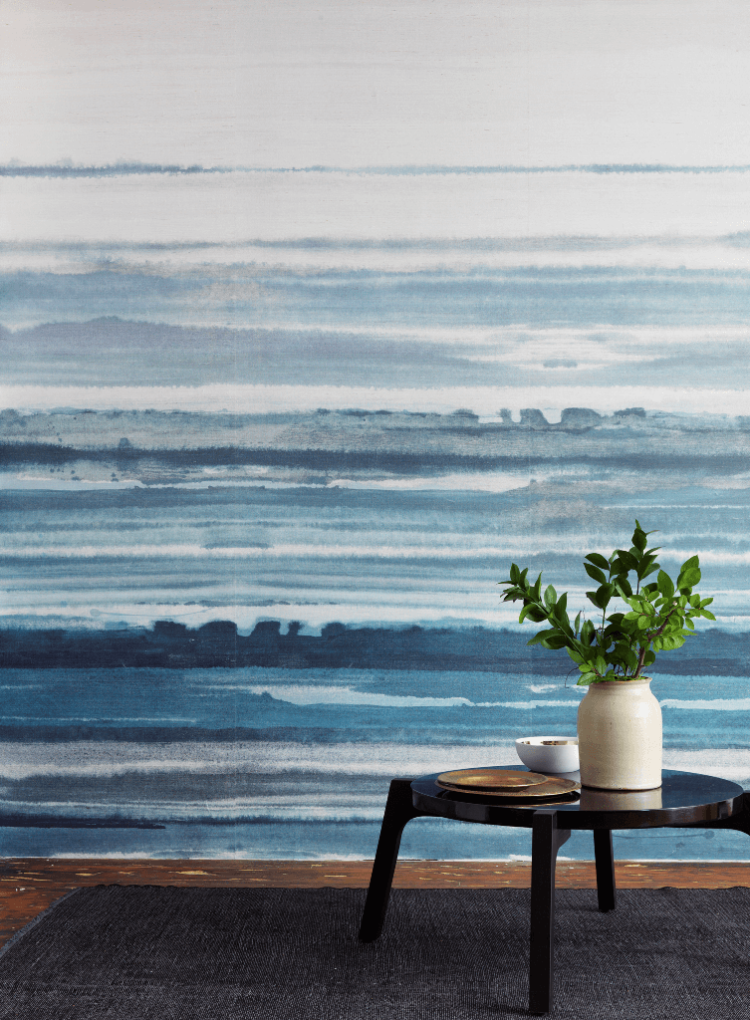 Fade Wallcovering by Phillip Jeffries