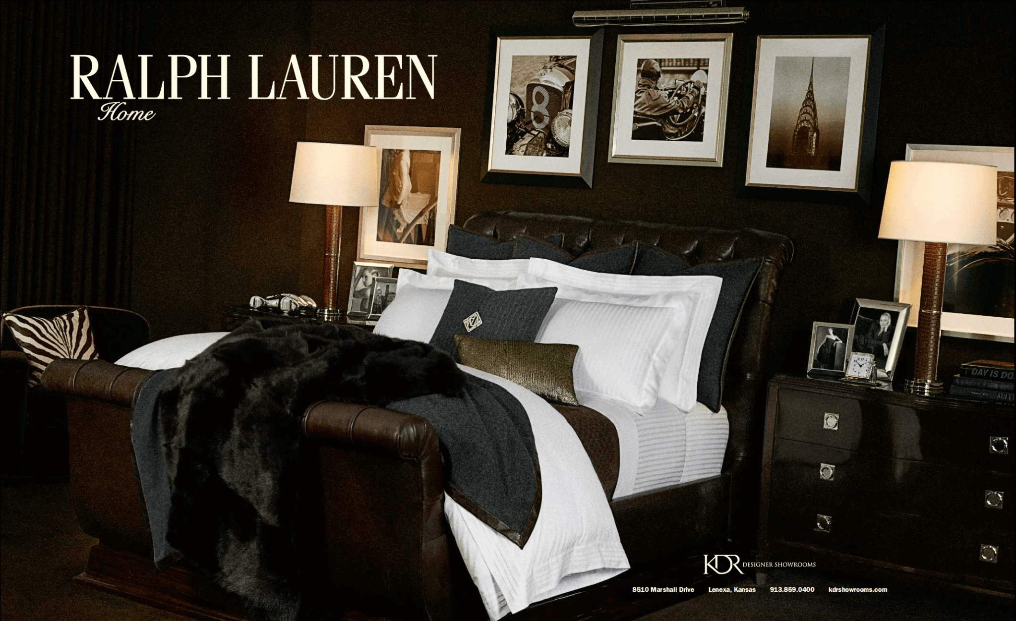 Ralph Lauren Home Bedroom KDR Spaces October 2015 Spread Ad ... on waterford area rugs, chanel area rugs, kate spade area rugs, horchow area rugs, jonathan adler area rugs, suzanne kasler area rugs, nina campbell area rugs, z gallerie area rugs, lexington area rugs, victoria hagan area rugs, barbara barry area rugs,