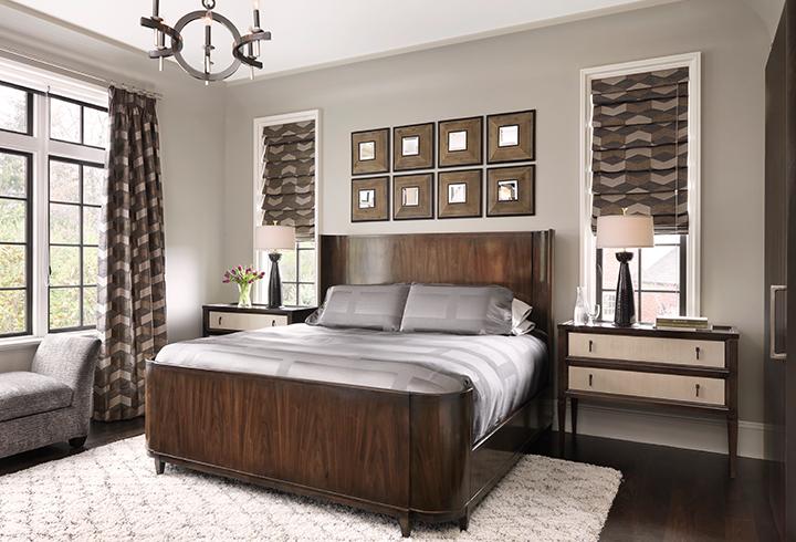Masculine Master Bedroom: Masculine Master Bedroom