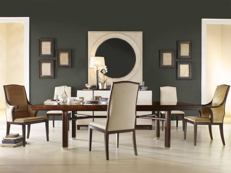 Monceau Dining Table by Thomas O'Brien for Century Furniture