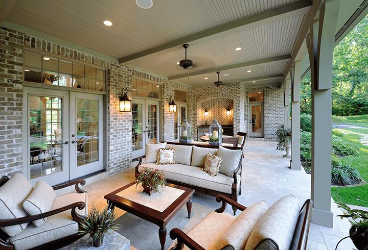 Interior Comfort, Outdoors