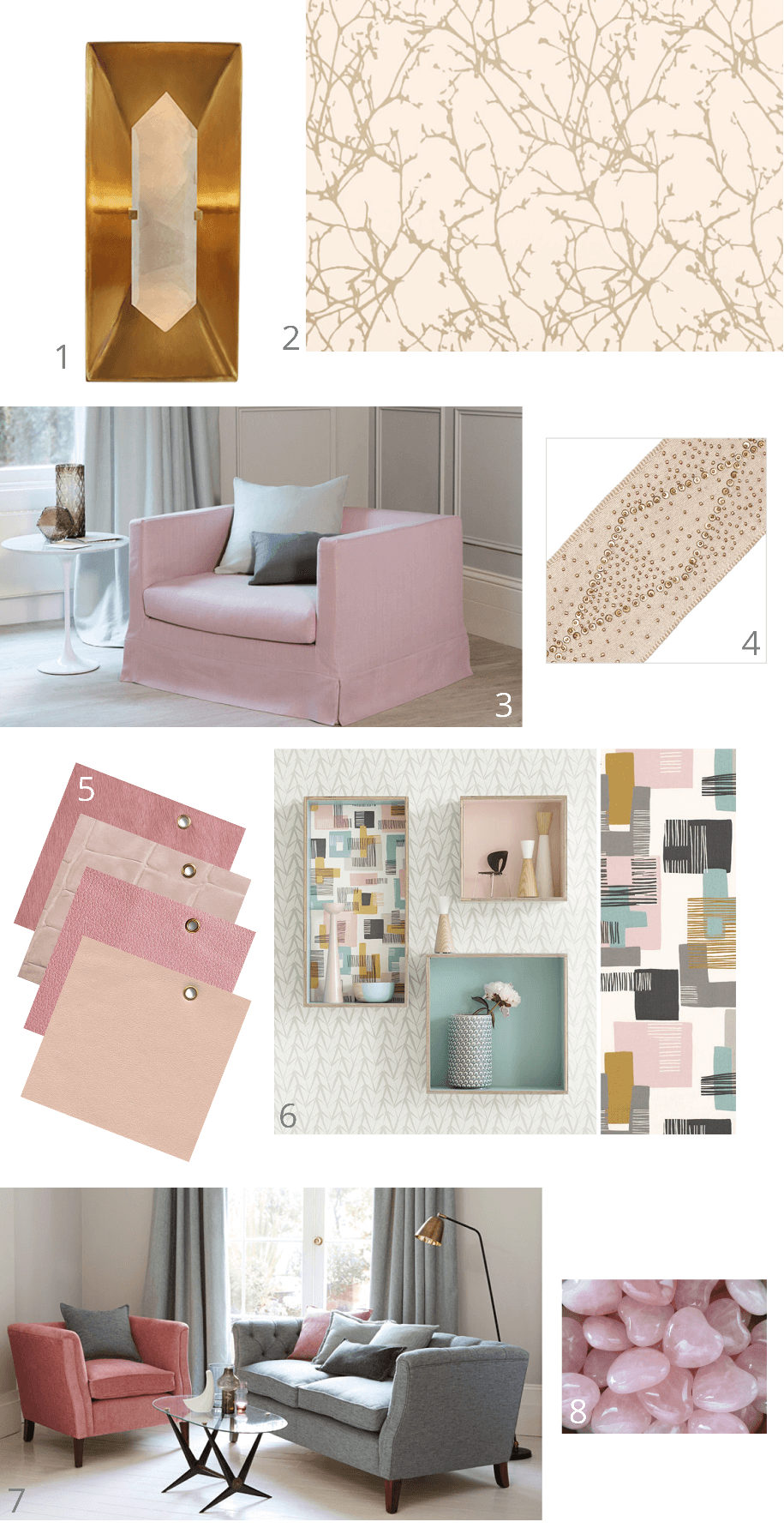 Rose Quartz Pantone Color of the Year