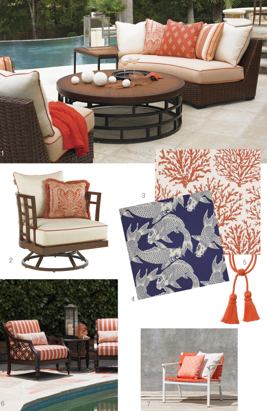 Outdoor Living Bold and Bright