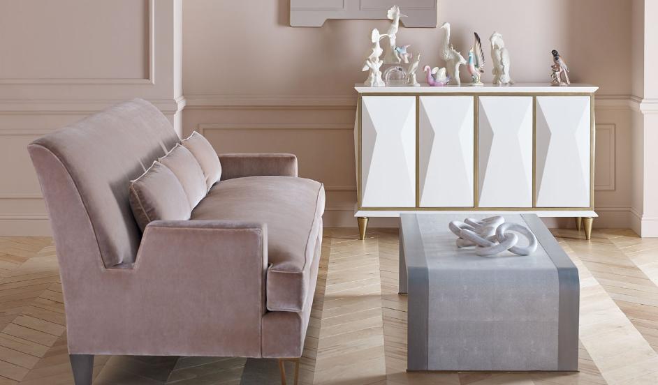 Jean Louis Single Cushion Sofa