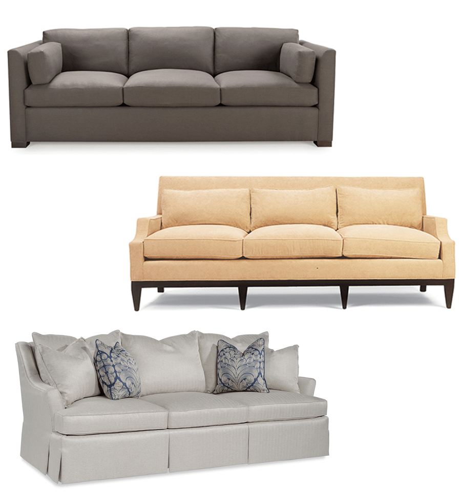 Ordering Your Sofa Considering Seat Cushions