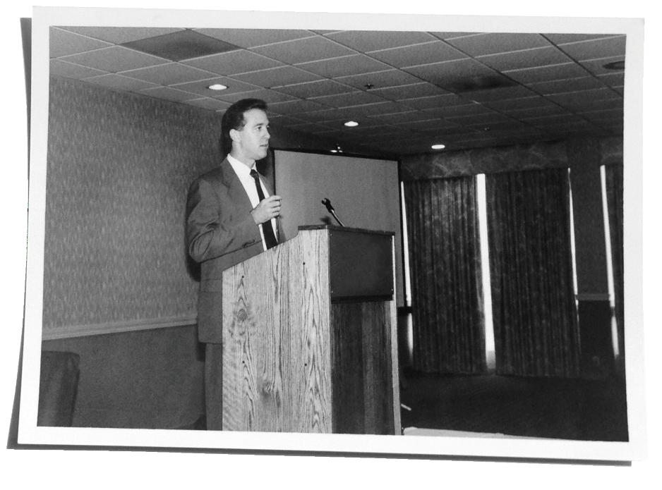 KDR Kevin Kenney Circa 1991 ScreenShot