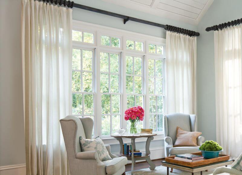 Window Treatments and Kirsch Drapery Hardware