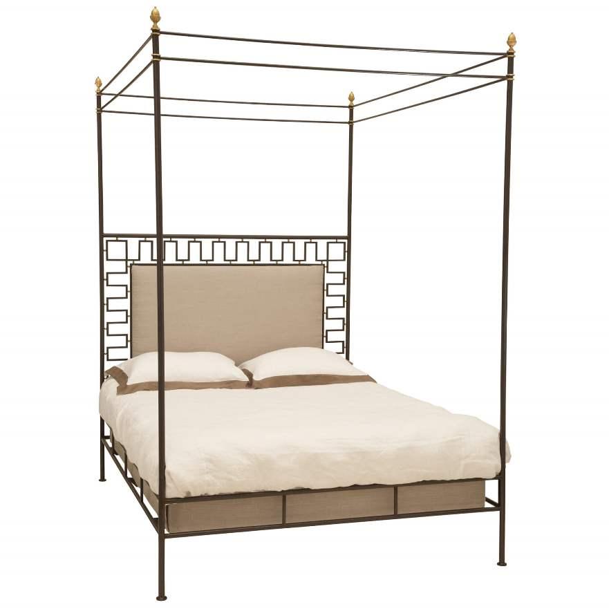 Brighton Canopy Bed by Niermann Weeks