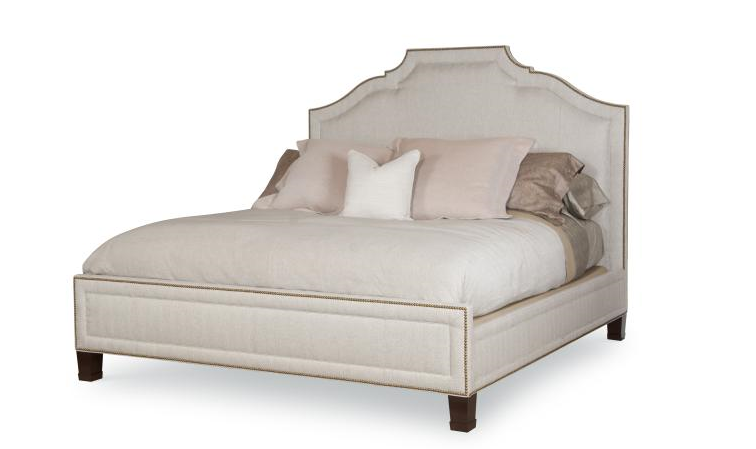 Upholstered Beds: Century Bed by Thomas OBrien