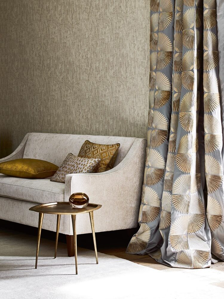 Jane Churchill Atmosphere Fabric and Wallcoverings