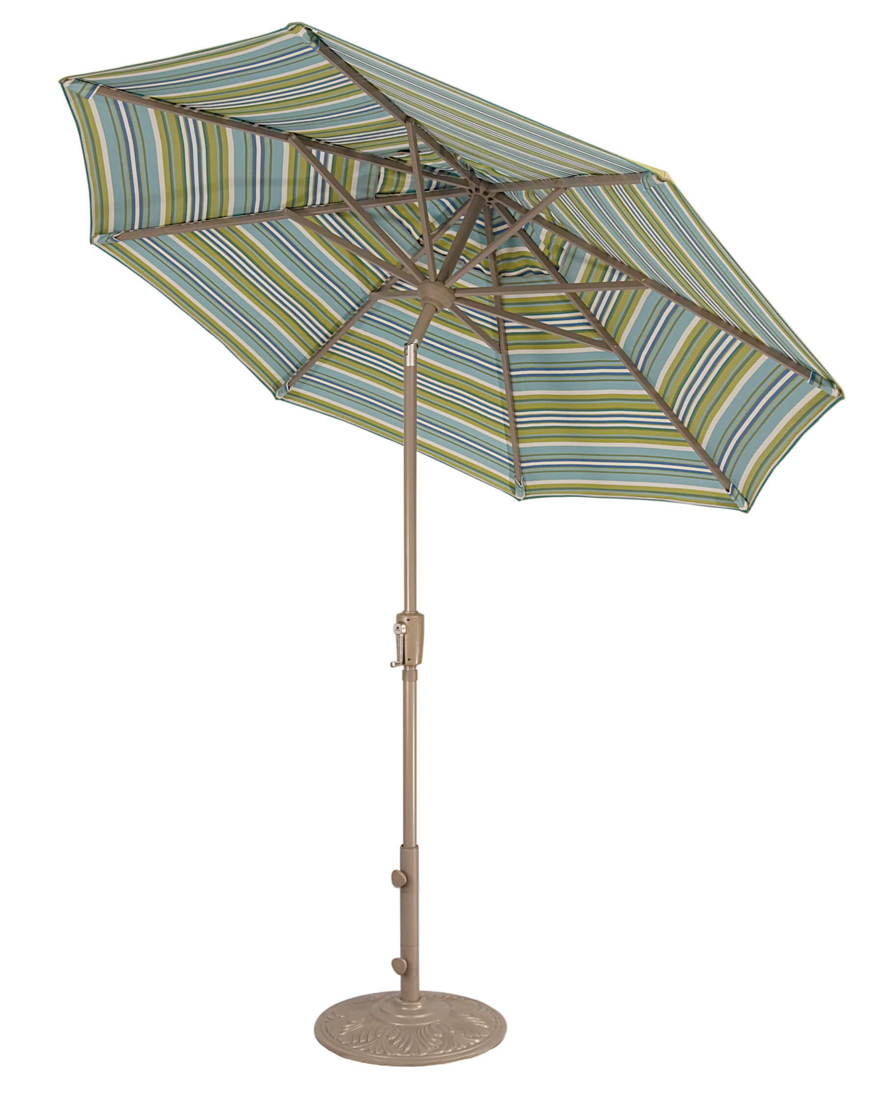 Made In The Shade Patio Umbrellas By Treasure Garden