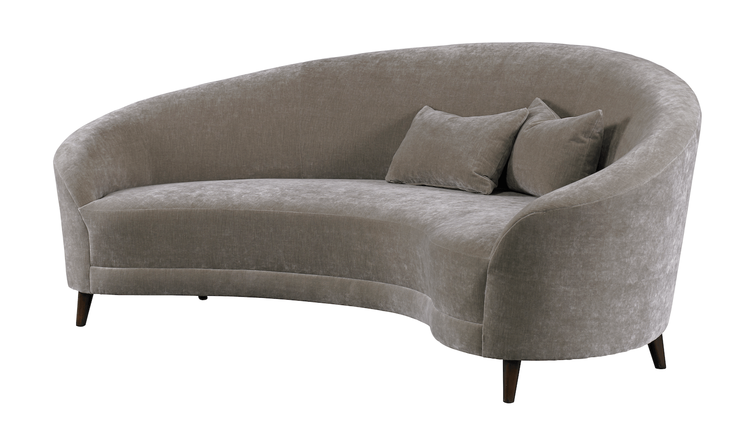 H920RS Emile Right Arm Sofa by Mr And Mrs Howard for Sherrill Furniture