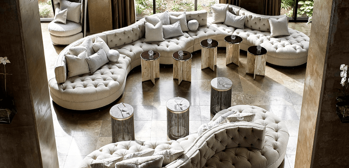Ahead of the Curve: Non-Linear Sofas & Sectionals