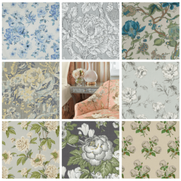 Fresh-Picked Floral Fabrics