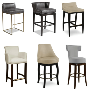 SPOTLIGHT: Designer Barstools