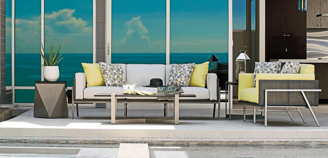 Buyer's Guide: 2017 Trends in Outdoor Furniture