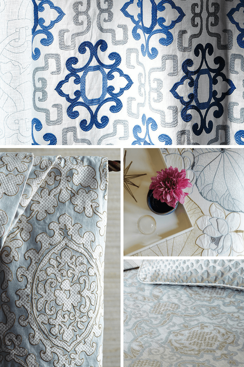 Cowtan and Tout Linen Damasks and Embroideries