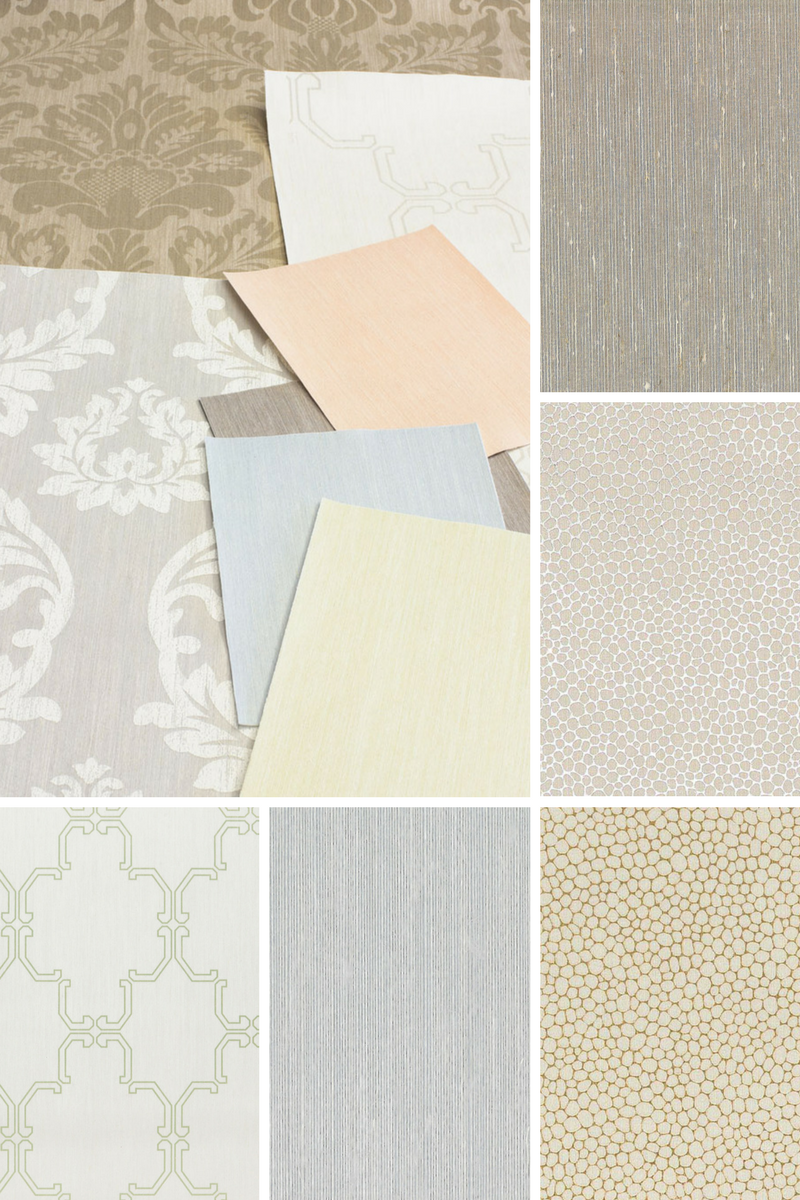Cowtan and Tout Linen Wallcoverings - the Design Digest